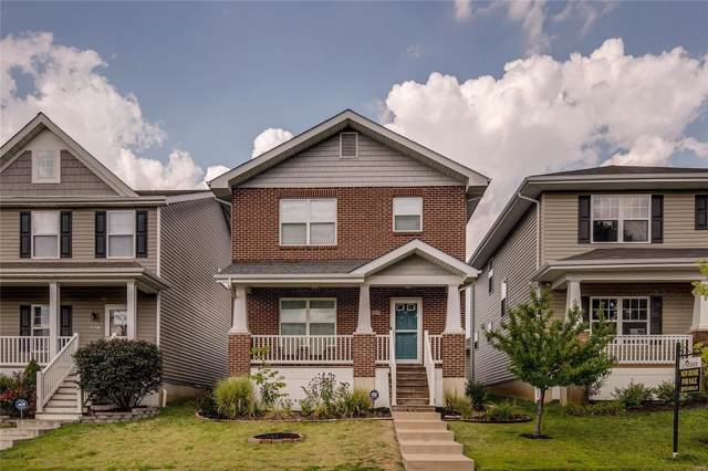 3823 Robert Avenue, St Louis, MO 63116 (#19061607) :: RE/MAX Vision