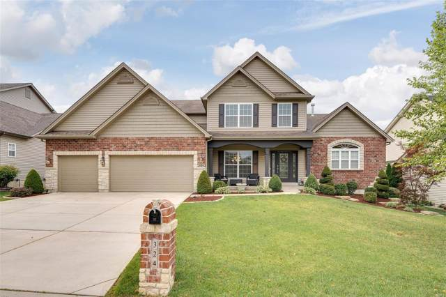 324 Magnolia Valley Drive, O'Fallon, MO 63366 (#19061614) :: Clarity Street Realty