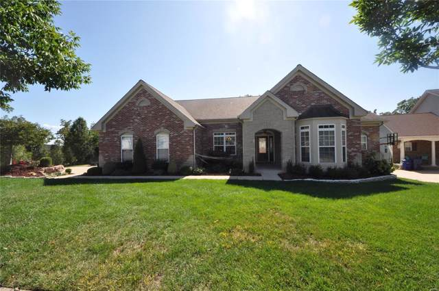 556 Woodcliff Heights Drive, Wildwood, MO 63011 (#19061617) :: The Becky O'Neill Power Home Selling Team