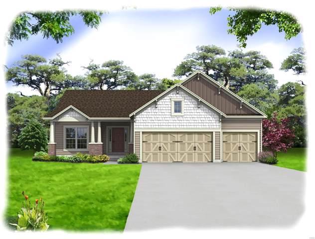 1319 Bloomfield (Lot 485C) Drive, Eureka, MO 63025 (#19061626) :: Walker Real Estate Team