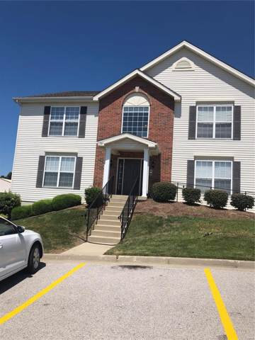 701 Tower Grove Drive A, Fairview Heights, IL 62208 (#19061666) :: Clarity Street Realty