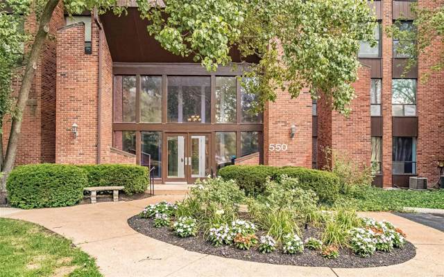550 Coeur De Royale #204, St Louis, MO 63141 (#19061681) :: The Kathy Helbig Group
