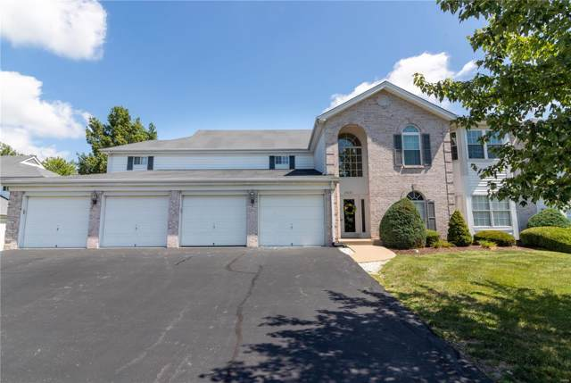 3631 Colonia Place Drive D, St Louis, MO 63125 (#19061696) :: The Becky O'Neill Power Home Selling Team