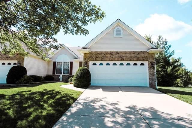 162 Park Ridge Drive 54B, O'Fallon, MO 63366 (#19061710) :: The Becky O'Neill Power Home Selling Team