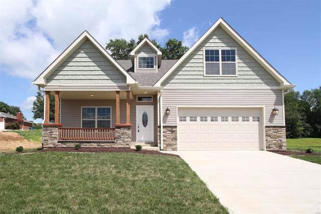 1113 Indian Court, Lebanon, IL 62254 (#19061724) :: Fusion Realty, LLC