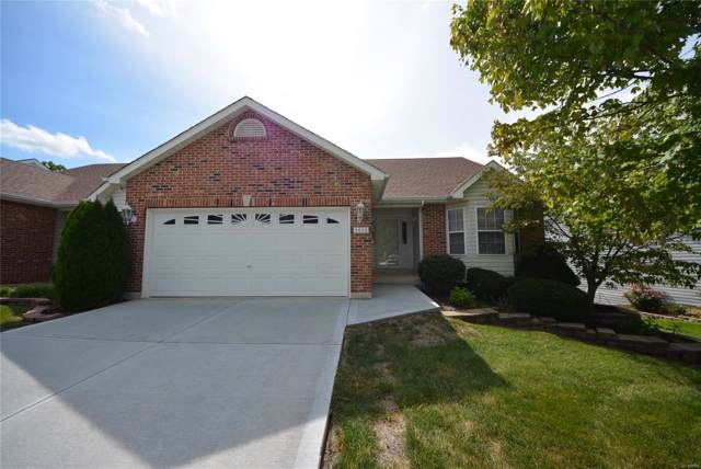 1641 Polar Drive, Wentzville, MO 63385 (#19061735) :: The Becky O'Neill Power Home Selling Team