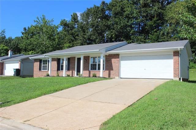 1321 Nutmeg Drive, Saint Charles, MO 63303 (#19061738) :: The Becky O'Neill Power Home Selling Team