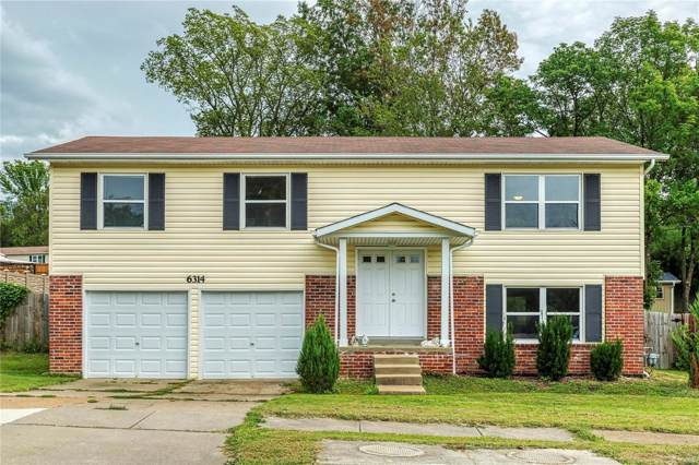 6314 Sean Parkway, St Louis, MO 63129 (#19061746) :: The Becky O'Neill Power Home Selling Team
