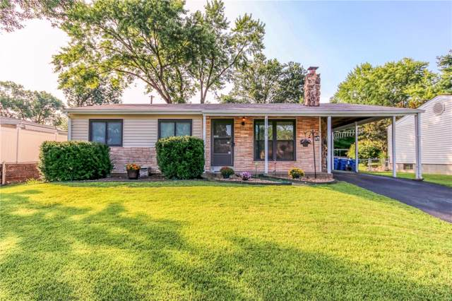 11828 Foxwood, Maryland Heights, MO 63043 (#19061767) :: St. Louis Finest Homes Realty Group