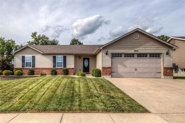 403 Sceptre Road, Foristell, MO 63348 (#19061770) :: The Becky O'Neill Power Home Selling Team