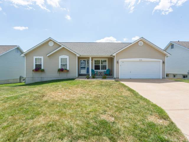 2518 Valley Oaks Ct., Imperial, MO 63052 (#19061852) :: Clarity Street Realty