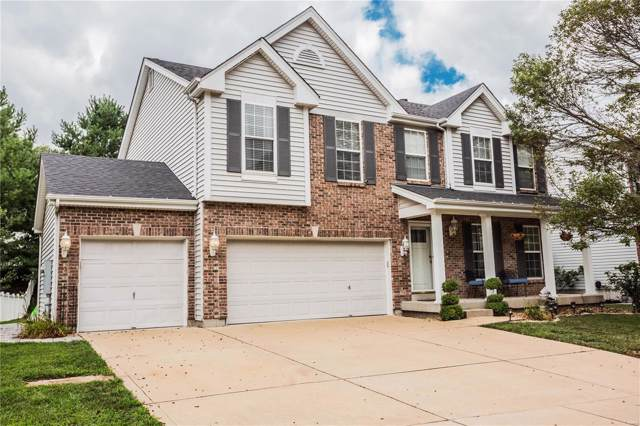 5822 Birchmont Place Drive, St Louis, MO 63129 (#19061857) :: Kelly Hager Group | TdD Premier Real Estate