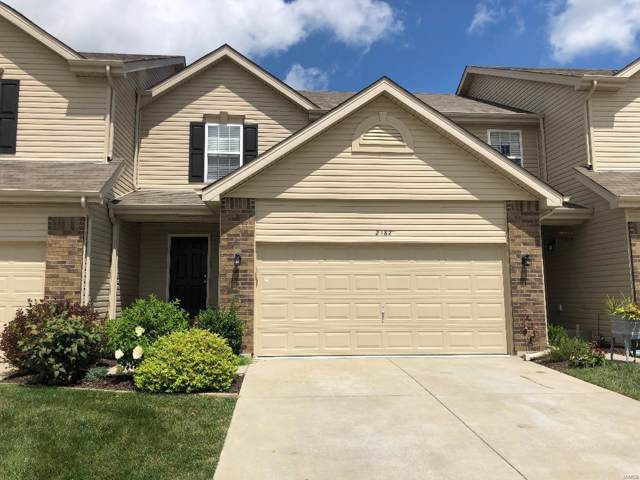 2182 Orchid Blossom Court, Saint Peters, MO 63376 (#19061888) :: Clarity Street Realty