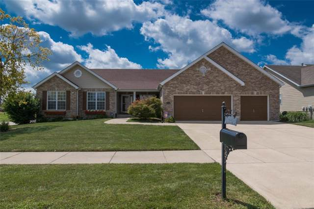 2652 Westinghouse Drive, Shiloh, IL 62221 (#19061894) :: The Becky O'Neill Power Home Selling Team