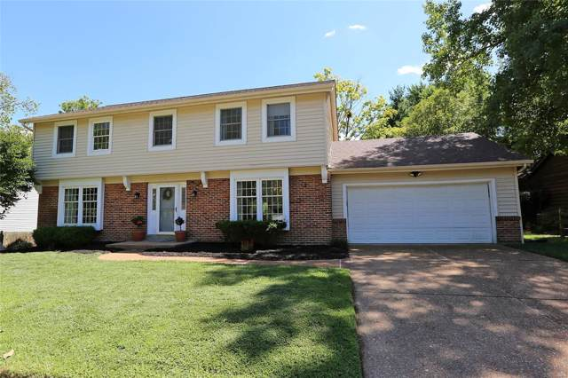 14966 Country Ridge, Chesterfield, MO 63017 (#19061903) :: Clarity Street Realty