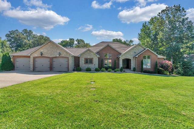 467 Windwood Lake Drive, Cape Girardeau, MO 63701 (#19061939) :: Clarity Street Realty