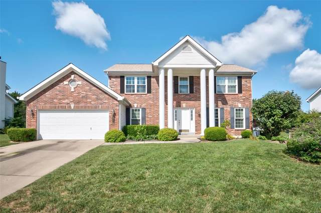 2813 Fairway Drive, Belleville, IL 62226 (#19061954) :: Holden Realty Group - RE/MAX Preferred