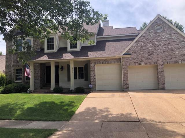 16358 Audubon Village, Grover, MO 63040 (#19061992) :: St. Louis Finest Homes Realty Group