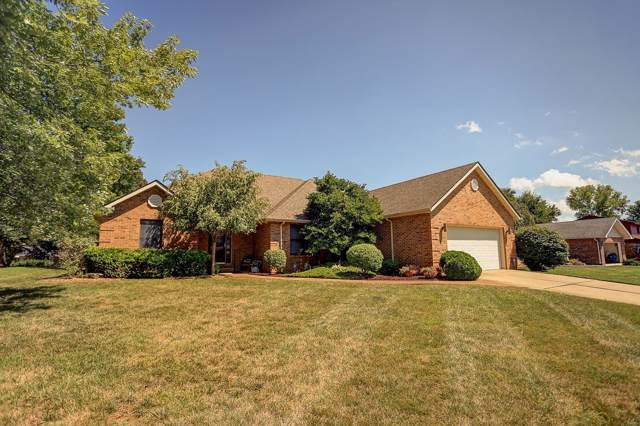 207 Blue Ridge, Glen Carbon, IL 62034 (#19061999) :: Fusion Realty, LLC