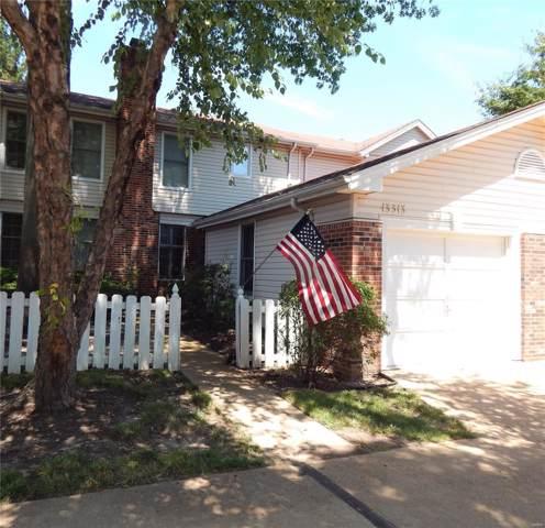 13313 Woodlake Village, St Louis, MO 63141 (#19062056) :: Peter Lu Team