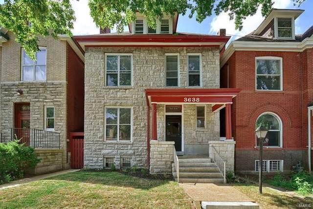 3638 Russell Boulevard, St Louis, MO 63110 (#19062061) :: Peter Lu Team