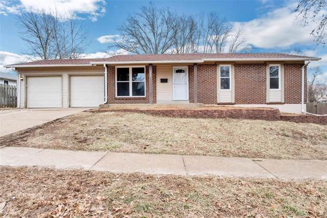 1955 Flordawn Drive, Florissant, MO 63031 (#19062085) :: Kelly Hager Group | TdD Premier Real Estate