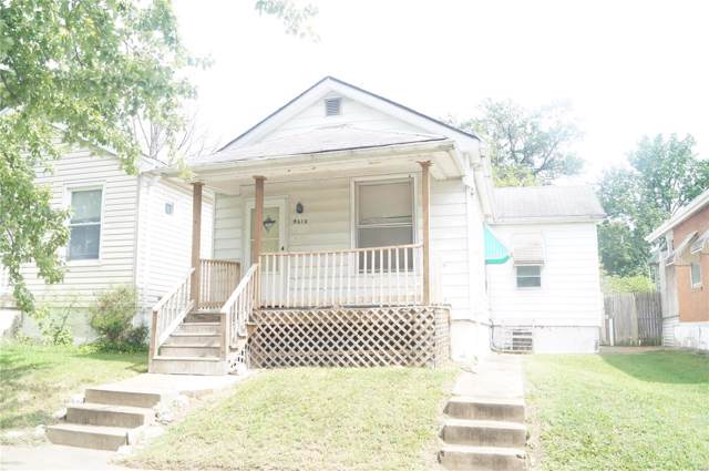 4612 S Spring Avenue, St Louis, MO 63116 (#19062093) :: The Becky O'Neill Power Home Selling Team