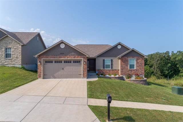 2231 Providence Park Lane, Herculaneum, MO 63048 (#19062104) :: Holden Realty Group - RE/MAX Preferred