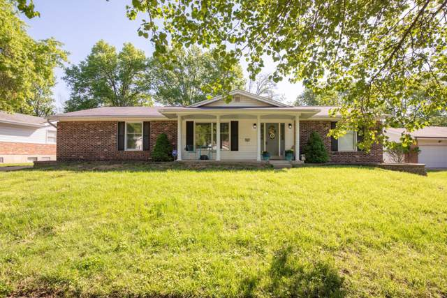 913 Dutch Mill Drive, Ballwin, MO 63011 (#19062119) :: Holden Realty Group - RE/MAX Preferred