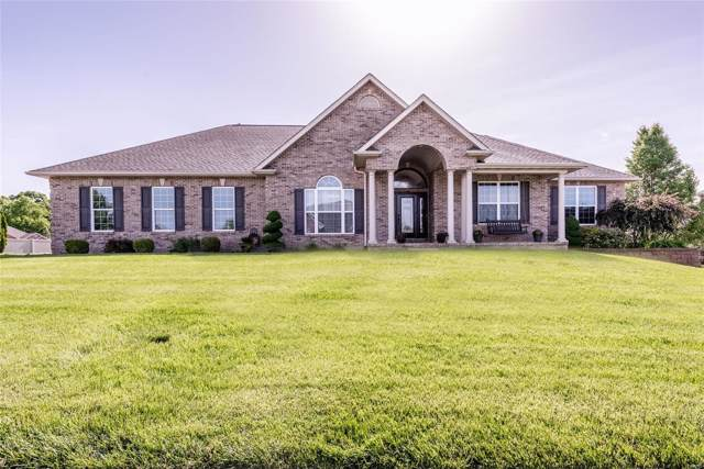 6530 Cypress Court, Millstadt, IL 62260 (#19062189) :: The Becky O'Neill Power Home Selling Team