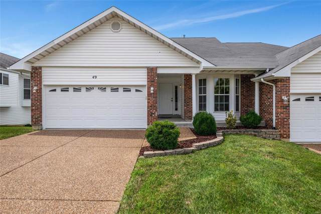 49 York Hill Court, Wentzville, MO 63385 (#19062208) :: The Becky O'Neill Power Home Selling Team