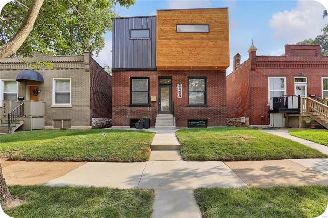 3438 Connecticut, St Louis, MO 63118 (#19062209) :: The Becky O'Neill Power Home Selling Team