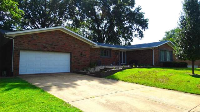104 Debra Drive, Fairview Heights, IL 62208 (#19062218) :: The Kathy Helbig Group
