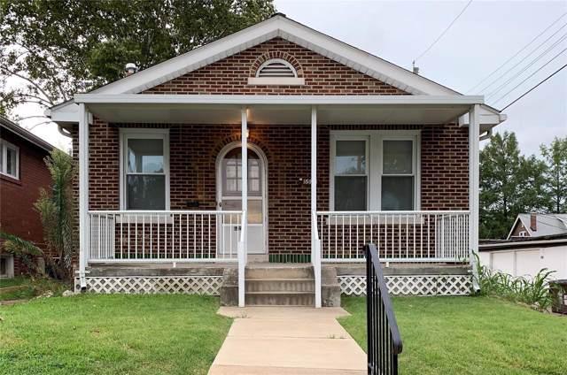 5522 Newport Avenue, St Louis, MO 63116 (#19062222) :: Clarity Street Realty