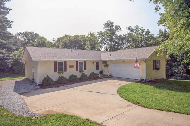 2000 Valley View Lane, Collinsville, IL 62234 (#19062233) :: Realty Executives, Fort Leonard Wood LLC