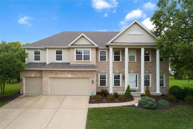 1212 Wildhorse Meadows Drive, Chesterfield, MO 63005 (#19062244) :: St. Louis Finest Homes Realty Group