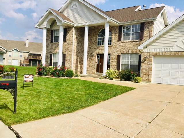 4311 Margaret Ridge, Florissant, MO 63034 (#19062263) :: St. Louis Finest Homes Realty Group