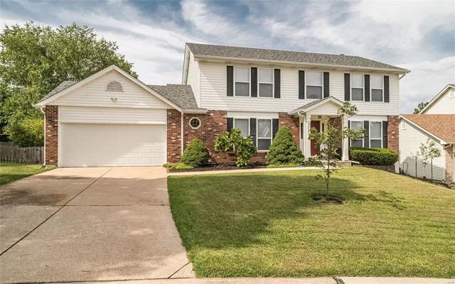 5090 Mount Ellen Court, Saint Peters, MO 63304 (#19062309) :: St. Louis Finest Homes Realty Group