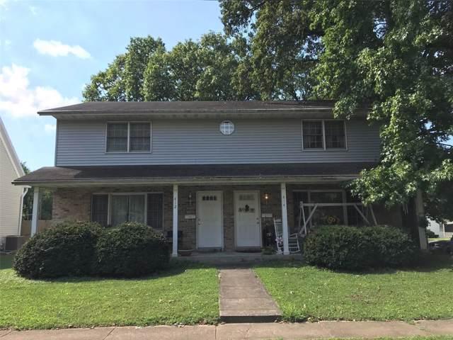 412 Short Street, Collinsville, IL 62234 (#19062363) :: Walker Real Estate Team