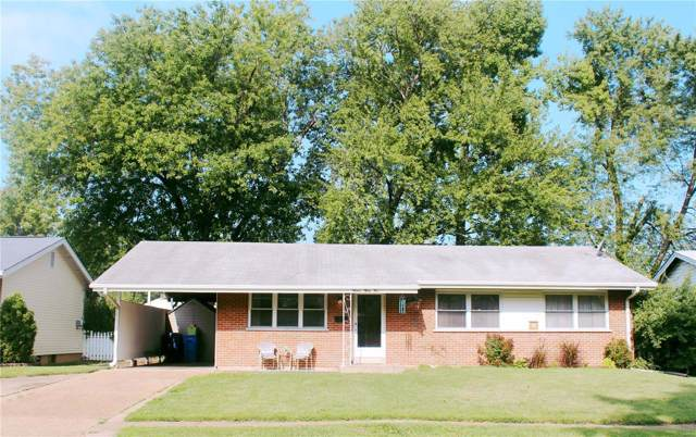 1535 Pepperhill, Florissant, MO 63033 (#19062369) :: The Becky O'Neill Power Home Selling Team