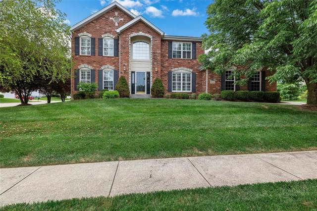 2304 Slammer Drive, Belleville, IL 62220 (#19062383) :: Holden Realty Group - RE/MAX Preferred