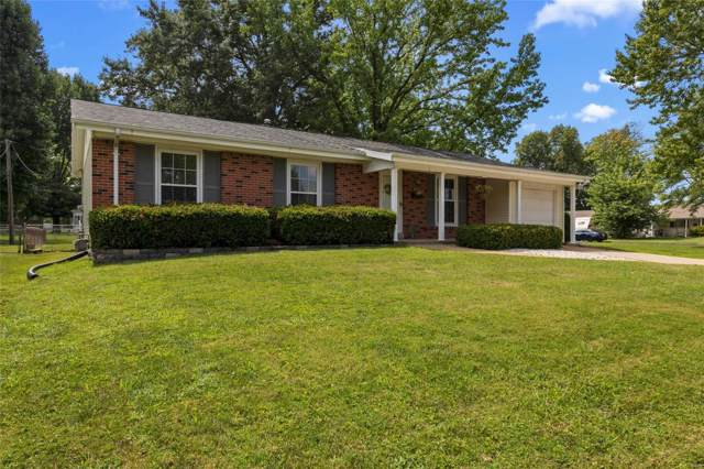 1575 Bluefield Drive, Florissant, MO 63033 (#19062388) :: Clarity Street Realty