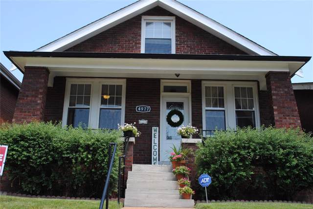 4977 Delor, St Louis, MO 63109 (#19062394) :: Clarity Street Realty
