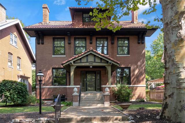 6301 Waterman Avenue, St Louis, MO 63130 (#19062434) :: The Becky O'Neill Power Home Selling Team