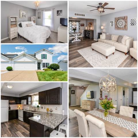 203 New Richmond, Wentzville, MO 63385 (#19062436) :: St. Louis Finest Homes Realty Group