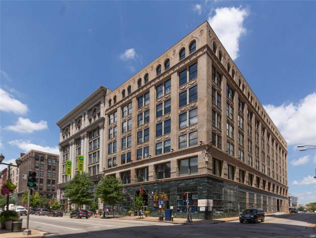 901 Washington Avenue #201, St Louis, MO 63101 (#19062447) :: RE/MAX Professional Realty