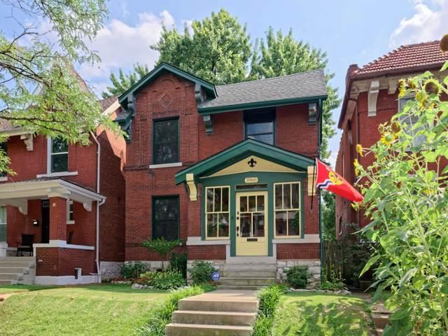 3960 Hartford, St Louis, MO 63116 (#19062478) :: Clarity Street Realty