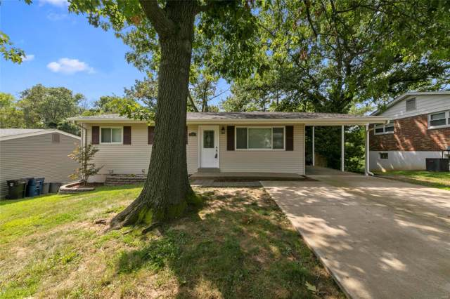 2201 Entity Avenue, St Louis, MO 63114 (#19062540) :: The Becky O'Neill Power Home Selling Team