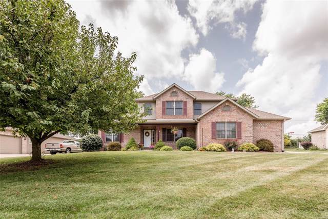 25 Meadow Rue, Edwardsville, IL 62025 (#19062621) :: RE/MAX Vision