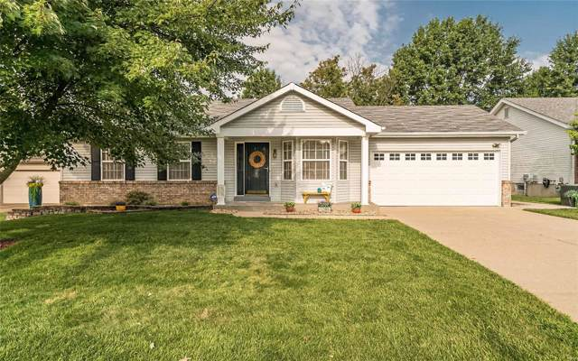 105 Eric Craig Court, Saint Peters, MO 63376 (#19062650) :: The Becky O'Neill Power Home Selling Team